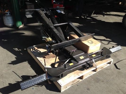 Casanova Towing Equipment