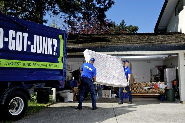 1-800-GOT-JUNK? Greater Los Angeles
