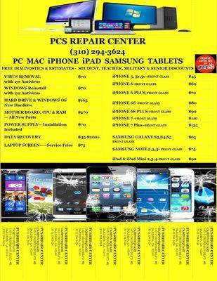 PCS  Computer Sale & Repair Center