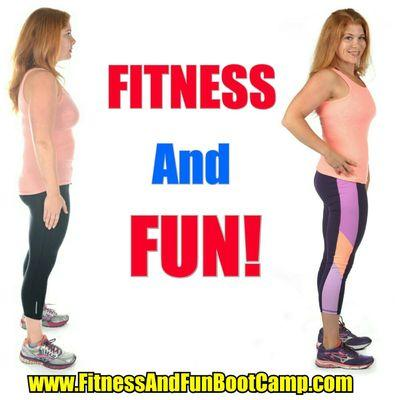 Fitness And Fun Bootcamp