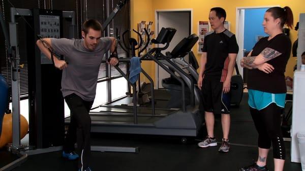 Sweat City Fitness