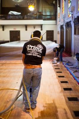 Los Angeles Flooring Contractor