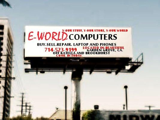 Eworld Computers