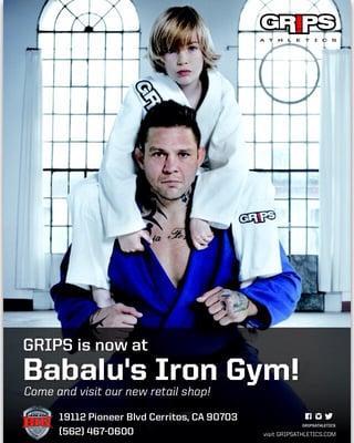 Babalu's Iron Gym