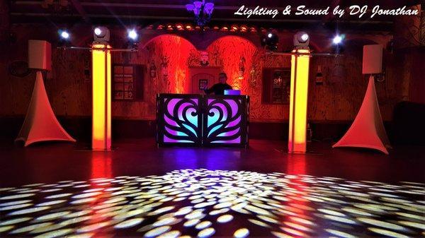 DJ and Party Rentals