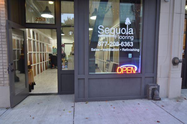 Sequoia Flooring