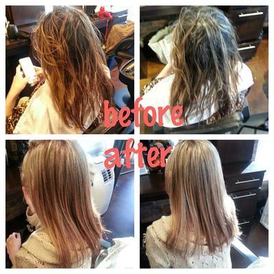 Hair Design by Amber