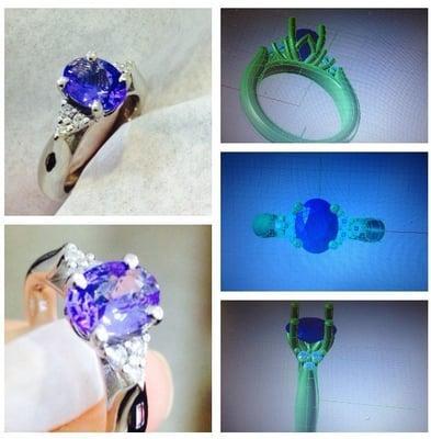 Fancy Facets Jewelry