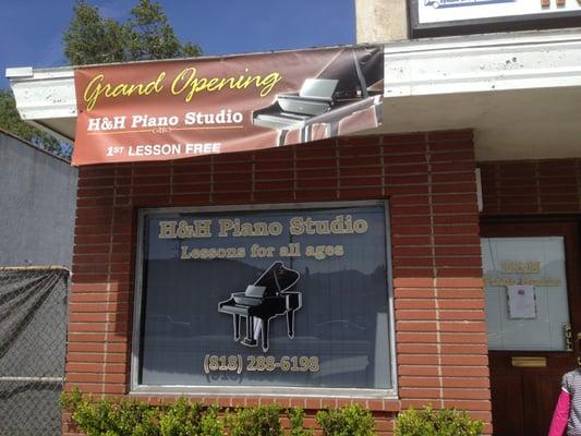 H&H Piano Studio/Piano Lessons