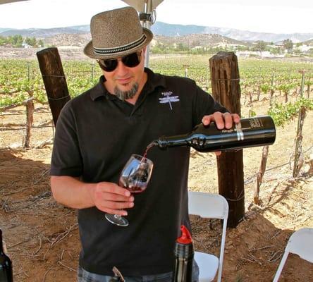 Pulchella Winery Tasting Room