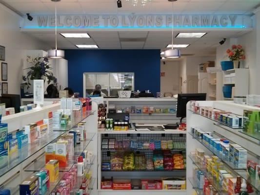 Lyons Pharmacy & Compounding Lab