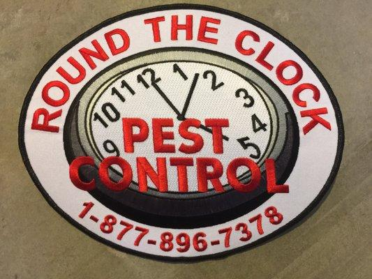 Round The Clock Pest Control