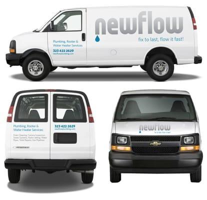 New Flow Plumbing Services Inc.