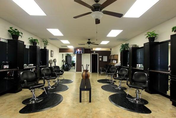 San Dimas Hair Stop