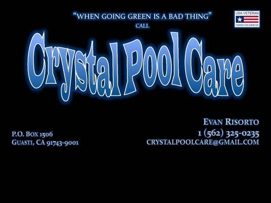 Crystal Pool Care