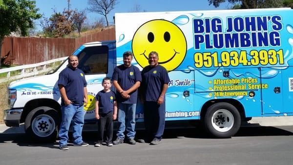 Big John's Plumbing