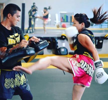 Heart & Pride Muay Thai