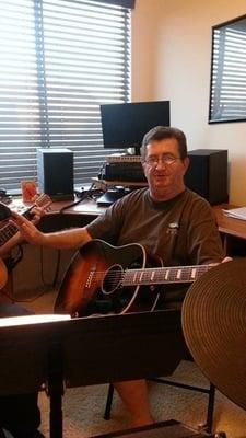 Marty Druckman Guitar Lessons