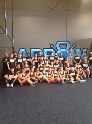 Arrow CrossFit