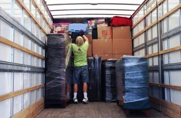 Finch Moving Services