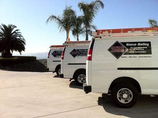 Steve Bailey Air Conditioning and Heating