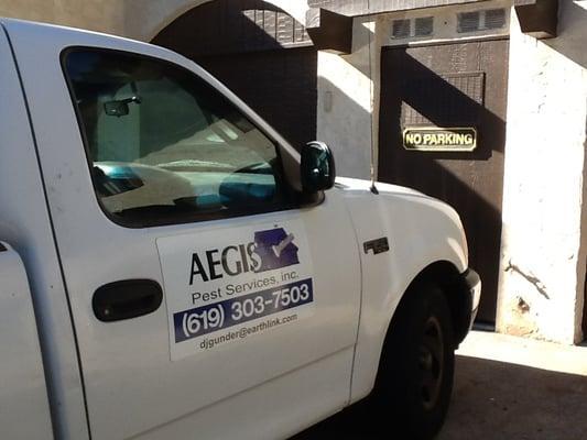 Aegis Pest Services