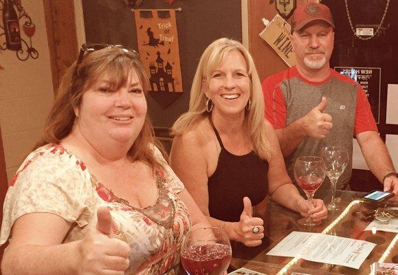 Pamo Valley Winery Tasting Room