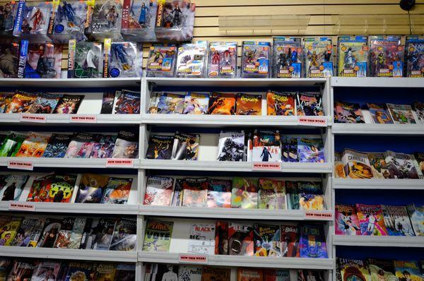 Southern California Comics
