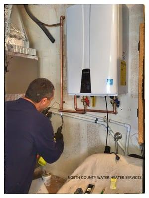 North County Water Heater Services
