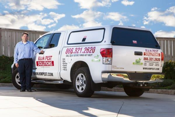 K&M Pest Solutions Inc