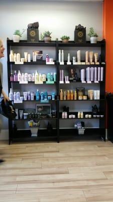 Amber at Muse... a Salon