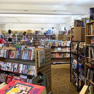 Comickaze Comics, Books and More