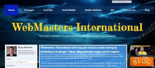WebMasters International