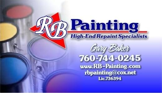 RB Painting