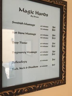 Magic Hands By Simon