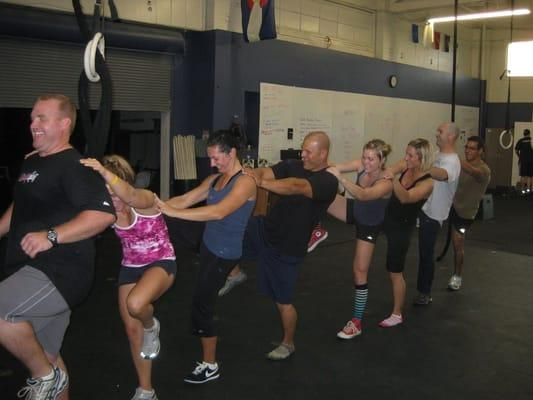 CrossFit San Diego
