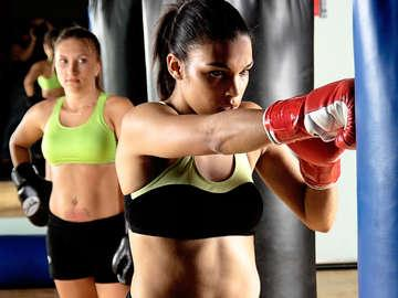 S and J Fitness and Kickboxing