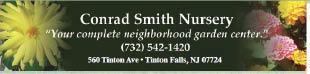 Conrad Smith Nursery