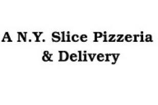 A N.Y. SLICE PIZZERIA & DELIVERY