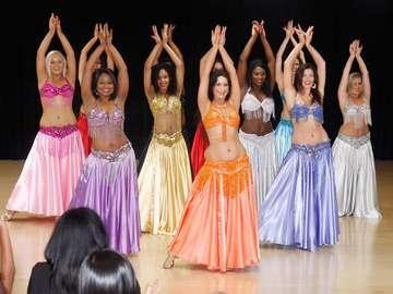 Nazeem Allayl Middle Eastern Dance Company
