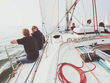 Cast Off Sailing -- Kettenburg 38