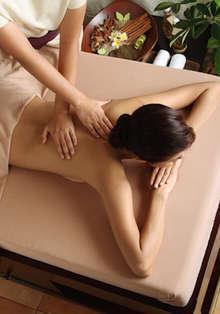 Ananta Spa, Sauna & Thai Massage