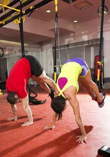 Hooked on Fitness Personal Training Studio