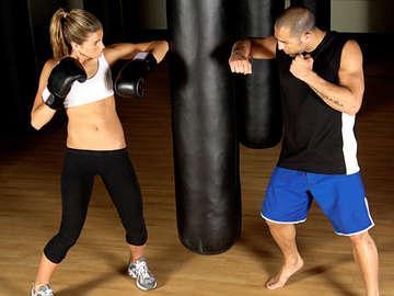 Kickboxing Woodlake-Briarmeadow