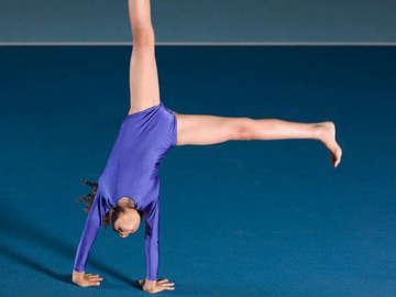 Iron Cross Gymnastics