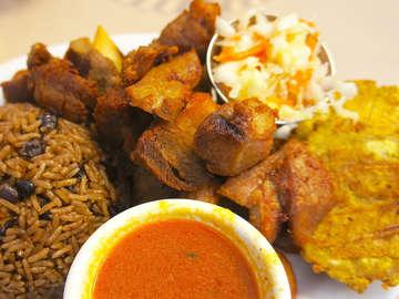 Gingerbites Haitian Caribbean Cuisine