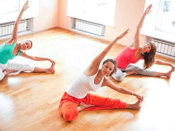 Open Doors Yoga Studios