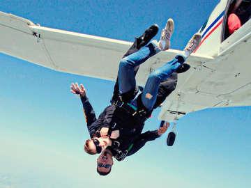 Skydive Hollister