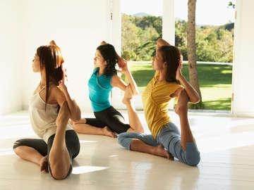 Pure Yoga Pilates Studio