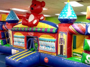Kids Party Play & Tumble